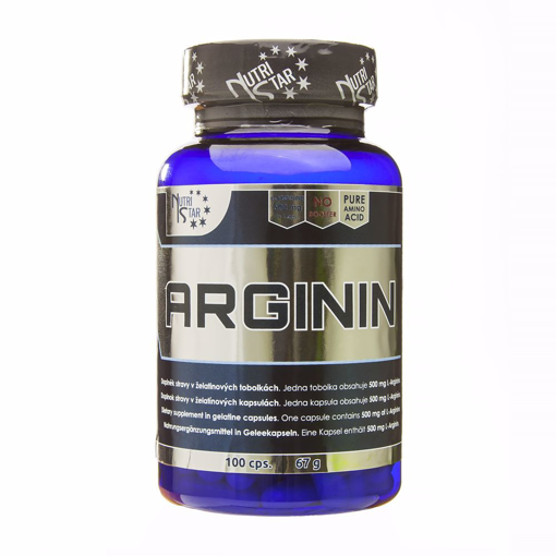 Picture of Arginin 100 cps.