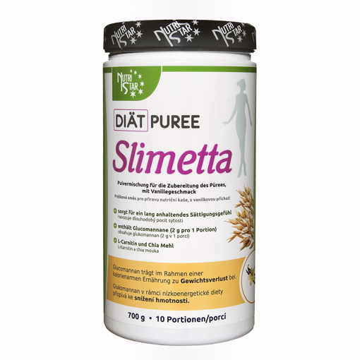 Picture of Diät Puree SLIMETTA 700g Dose