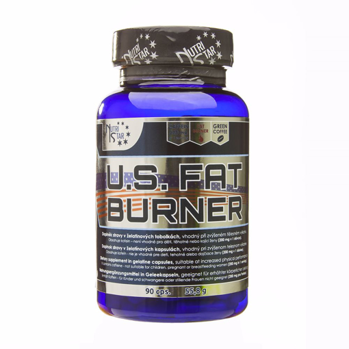 Picture of U.S. FAT BURNER 90 cps.