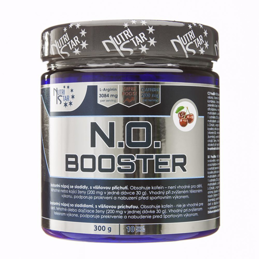 Picture of N.O. Booster 600 g Dose