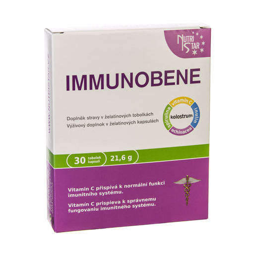 Picture of IMMUNOBENE 30 cps.