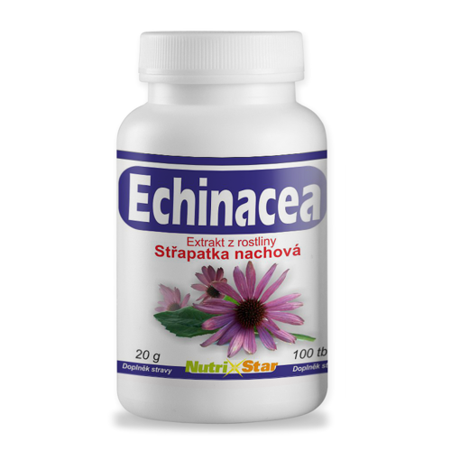 Picture of Echinacea 100 tab.