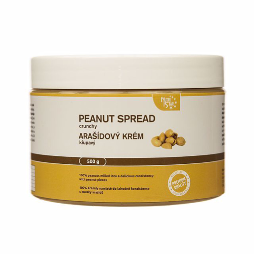 Picture of Peanut butter crunchy 500 g