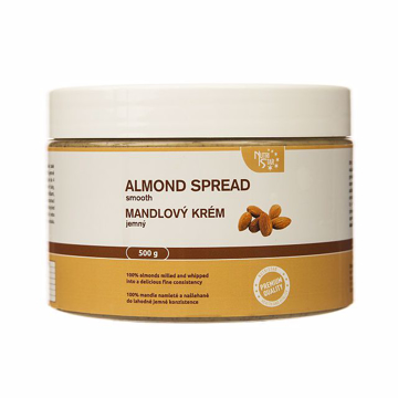 Picture of Almond spread smooth 500g