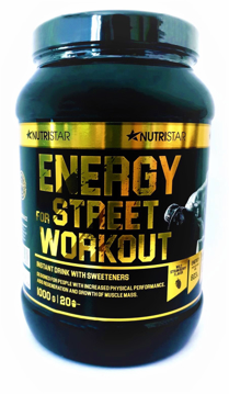 Picture of Energy for STREET WORKOUT 1kg Dose