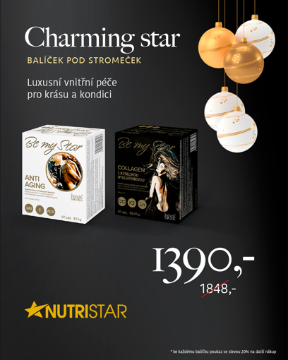 "Picture of 🎄  ""CHARMING STAR Luxury interior care for beauty and condition at an exclusive price"