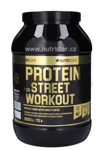Picture of Protein for STREET WORKOUT 2. 25 kg Dose